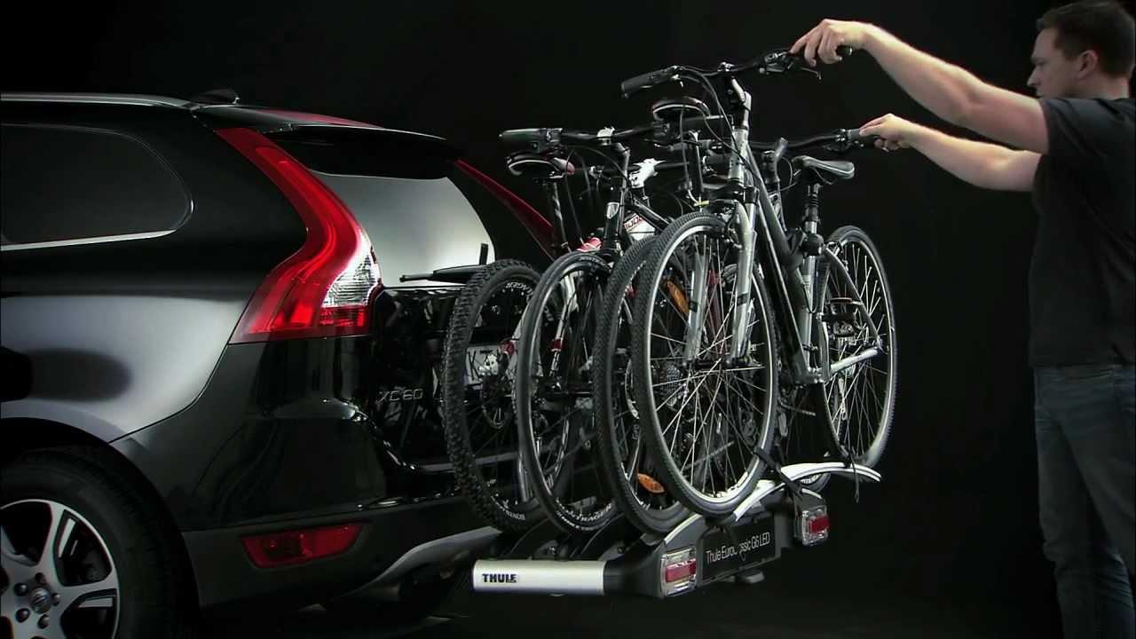 Porte vélo Thule présentation