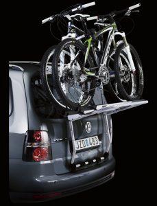 comment choisir son porte-vélo Thule