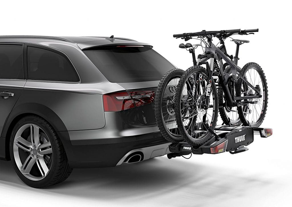 Porte vélo Thule EasyFold présentation