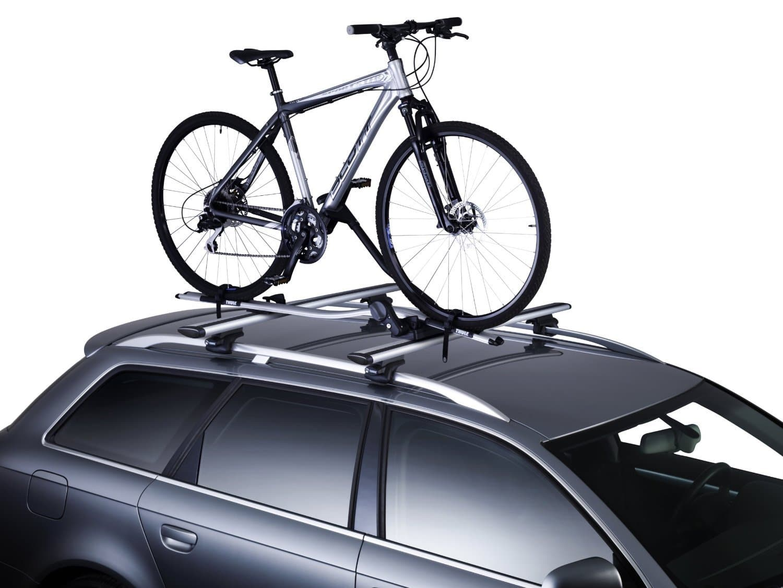 porte vélo thule 2 vélos