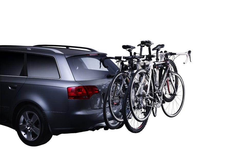 porte vélo thule 4 vélos