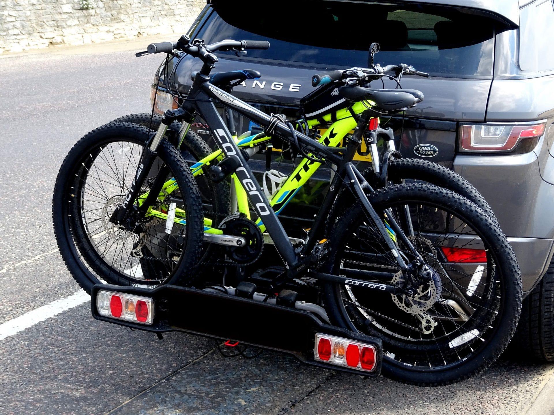 Porte-vélo électrique - 1