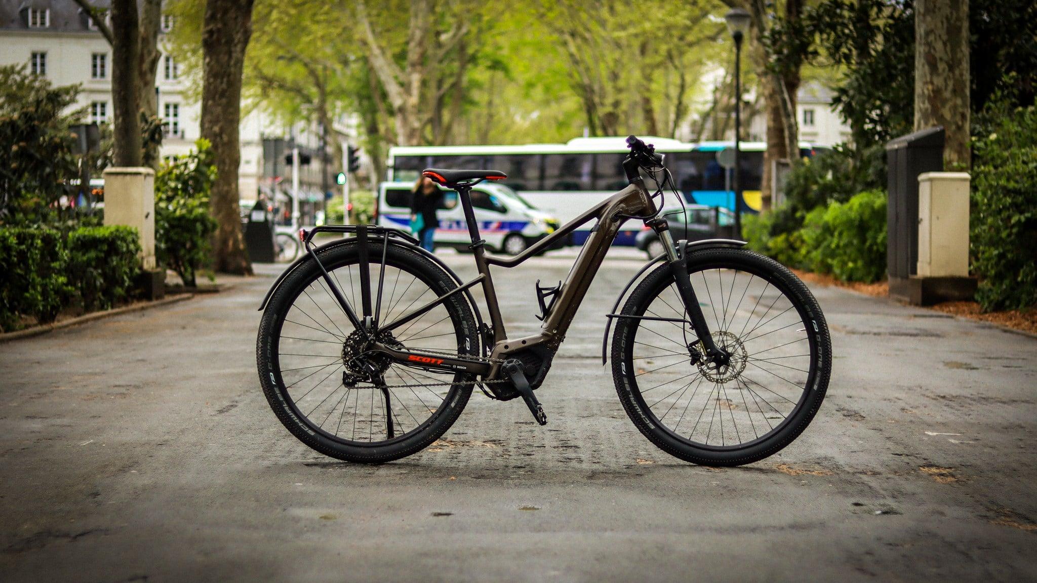 Porte-vélo électrique - 2