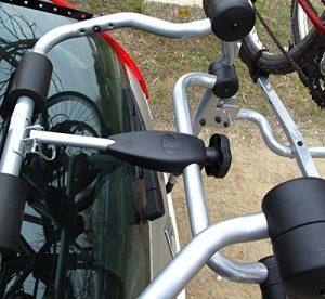 Porte-vélo Easy 300 SIEPA Fonctionnalités