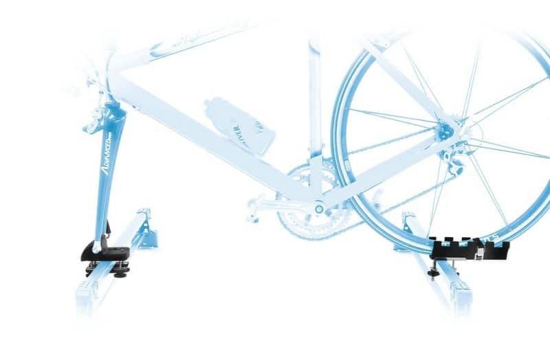 porte-vélo toit Rolle de Peruzzo