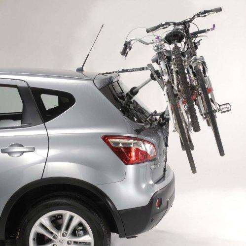 Mottez A025PMON Porte-vélos, Gris, 3