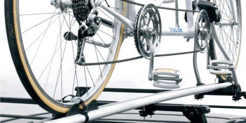 Peruzzo Roma Tandem Porte-vélo Gris Taille Unique
